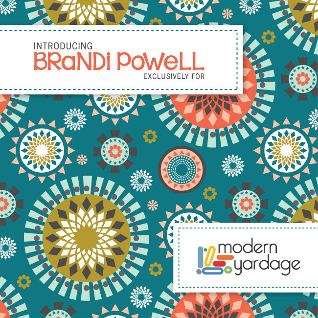Exclusive Fabric Designs - COMING SOON!