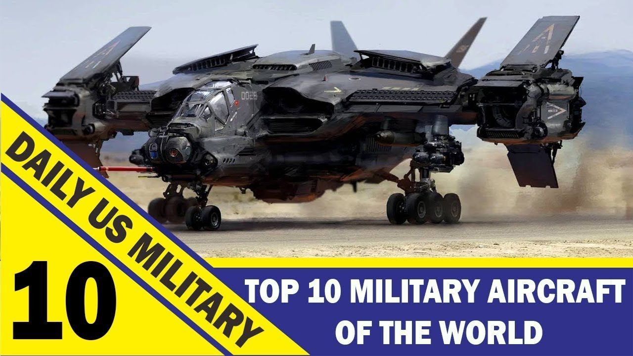 Top 10 Fighter Jet 2019 - 10 Best Military Aircraft of the
