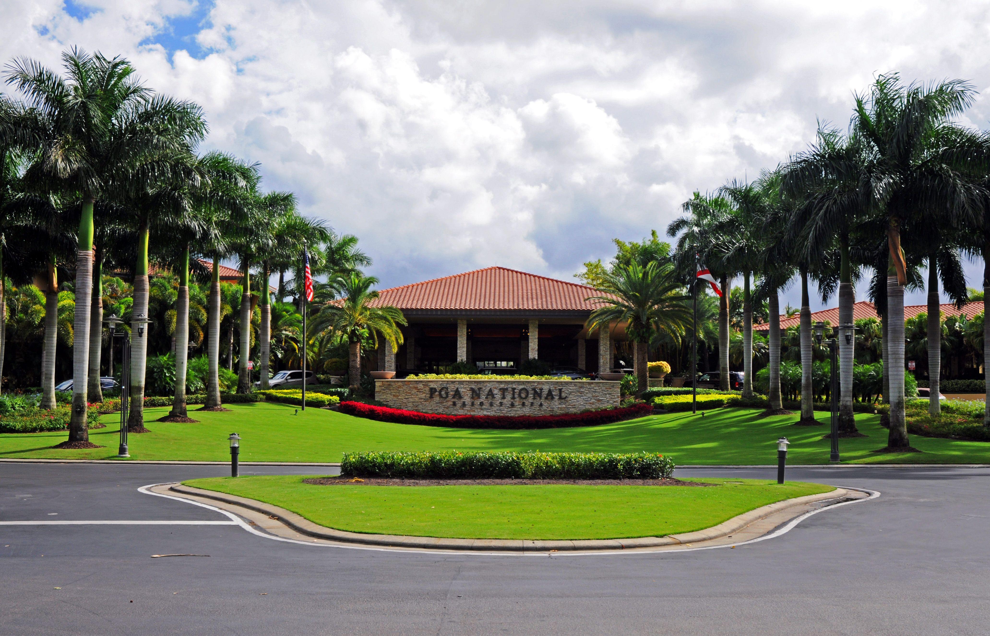 PGA National here in Palm Beach Gardens http://palmbeachflorida.com ...