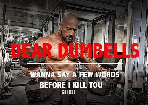 Oh, the Rock... | Fun workouts, Workout humor, Gym quote