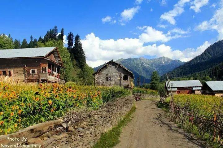 Tao butt, Neelum Vallay, Muzaffarabad, Azad Kashmir