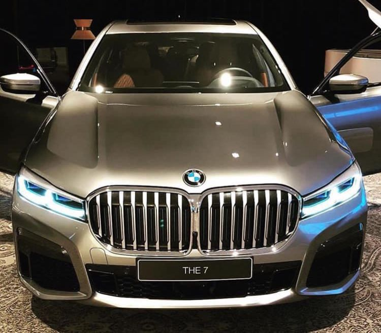 Another Leak Of The 2019 2020 Bmw 7 Series Facelift Bmw 7 Series