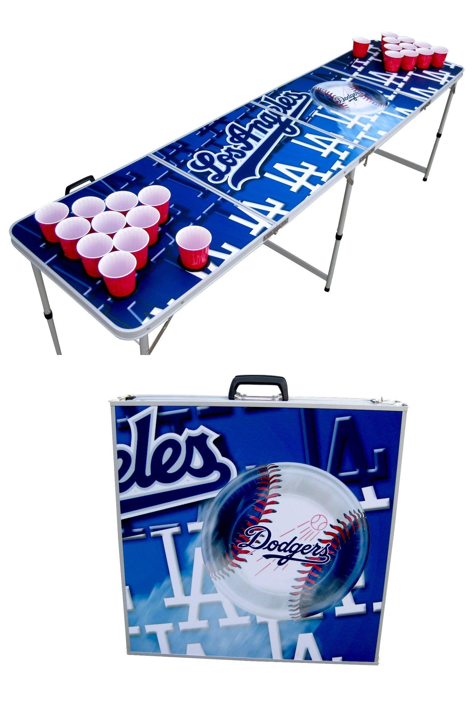 other backyard games 159081 la los angeles dodgers beer pong
