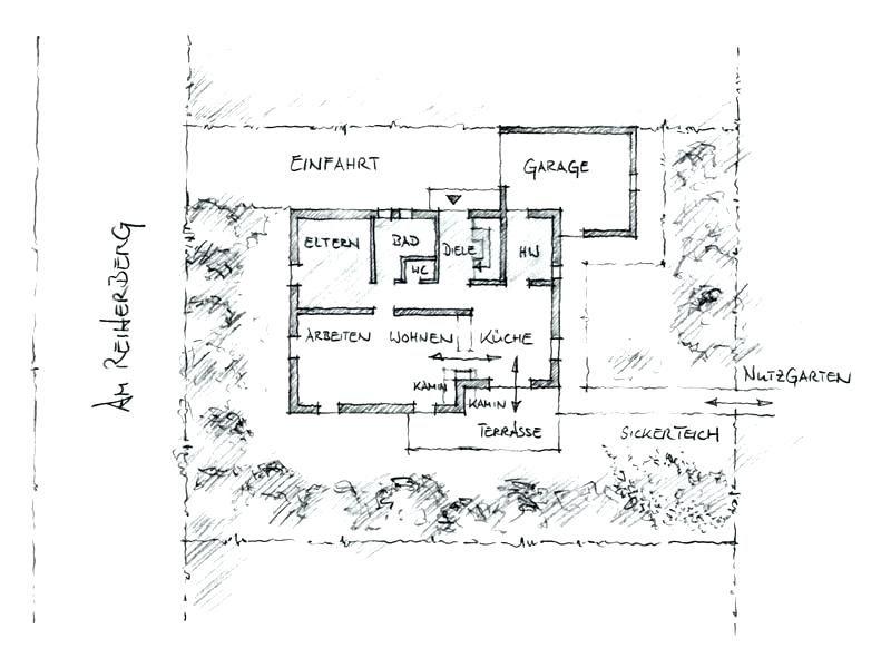 Architektur Haus Zeichnen Grundriss Zeichnen Haus Grundriss Zeichnen