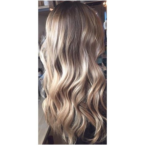The New Natural 'Bronde' Hair Color via Polyvore featuring beauty products, haircare, hair color y hair