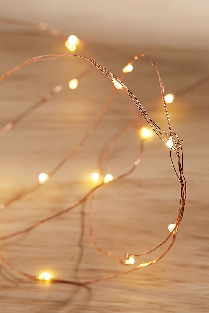 Firefly String Lights Entrancing Urbanoutfitters Awesome Stuff For You & Your Space  Luminous Design Decoration