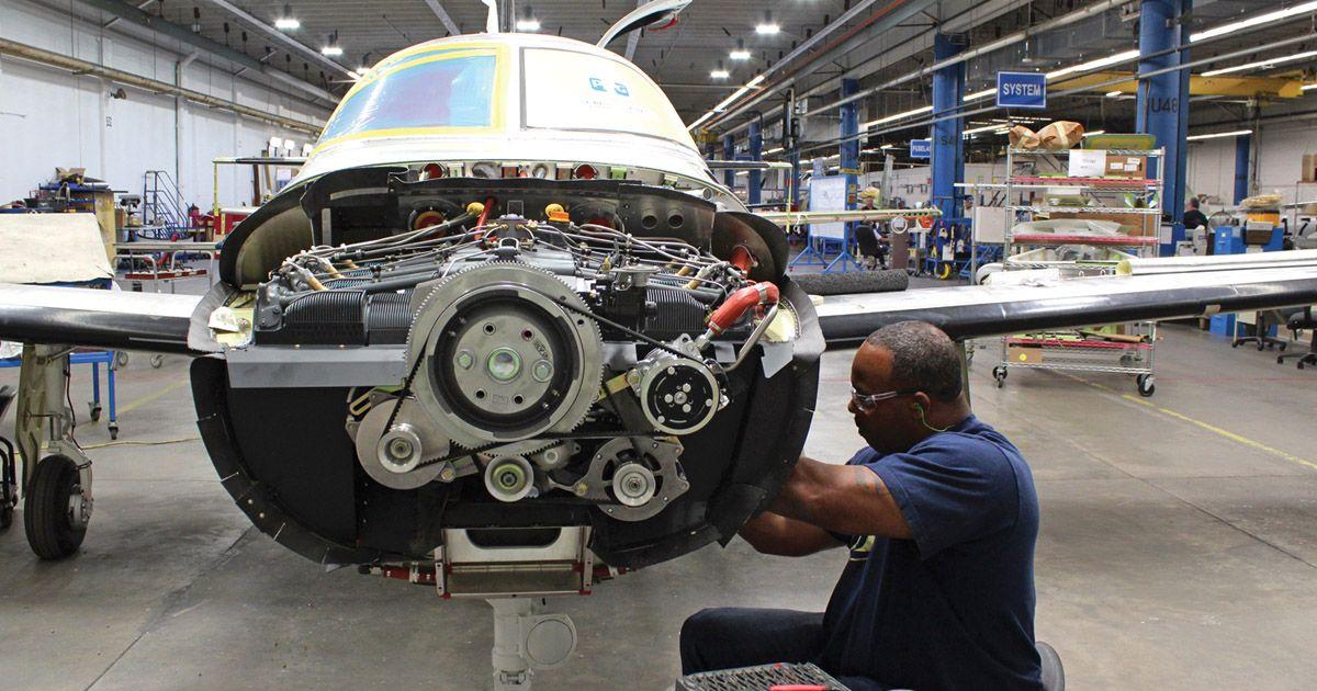 Aerospace Sector is Flying High Again Vero beach florida