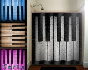 Superb Treble Clef Sheet Music Notes Shower Curtain By TablishedWorks