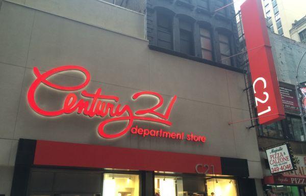 Inside Manhattan S Most Popular Cheap Chic Destination Century Neon Signs
