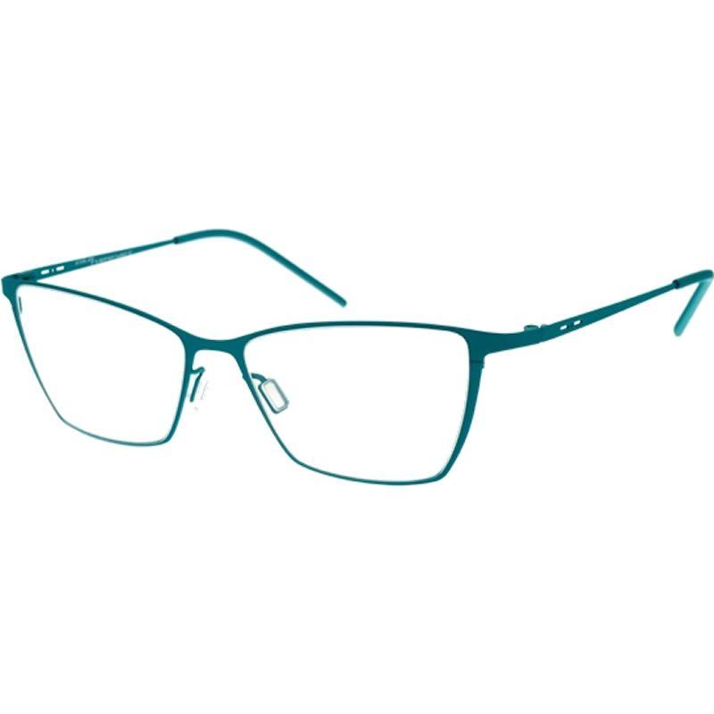 occhiali vista ITALIA INDEPENDENT eyeglasses mod 5202 metallo grigio grey metal msqG24