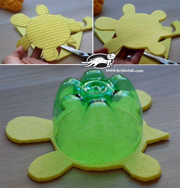DIY Friday: Turtle Banks » Bellissima Kids