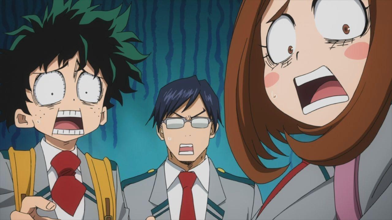 Image Result For My Hero Academia Ochako Screenshot Anime Screenshots Watch Naruto Shippuden Boku
