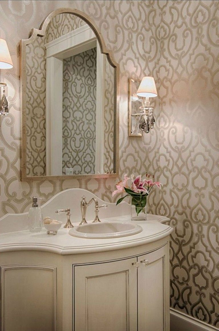 Best 14 Elegant Bathroom Wall Decor For