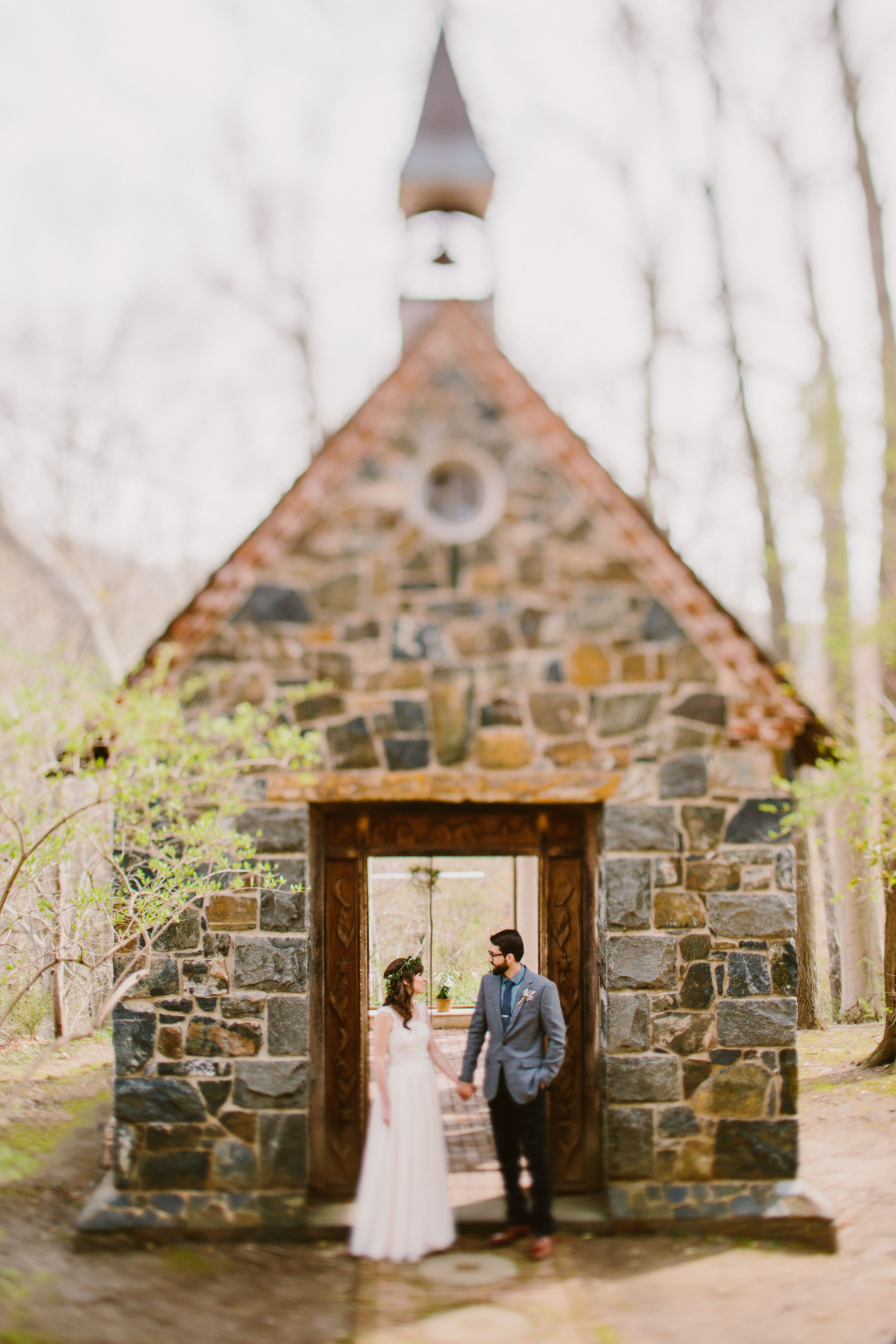 A Simply Natural Wedding at the Washington at Historic Yellow Springs in Chadds Ford, Pennsylvania