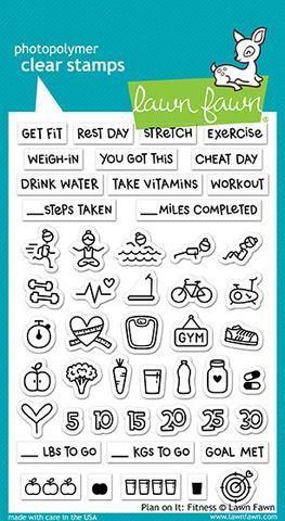 plan on it: fitness