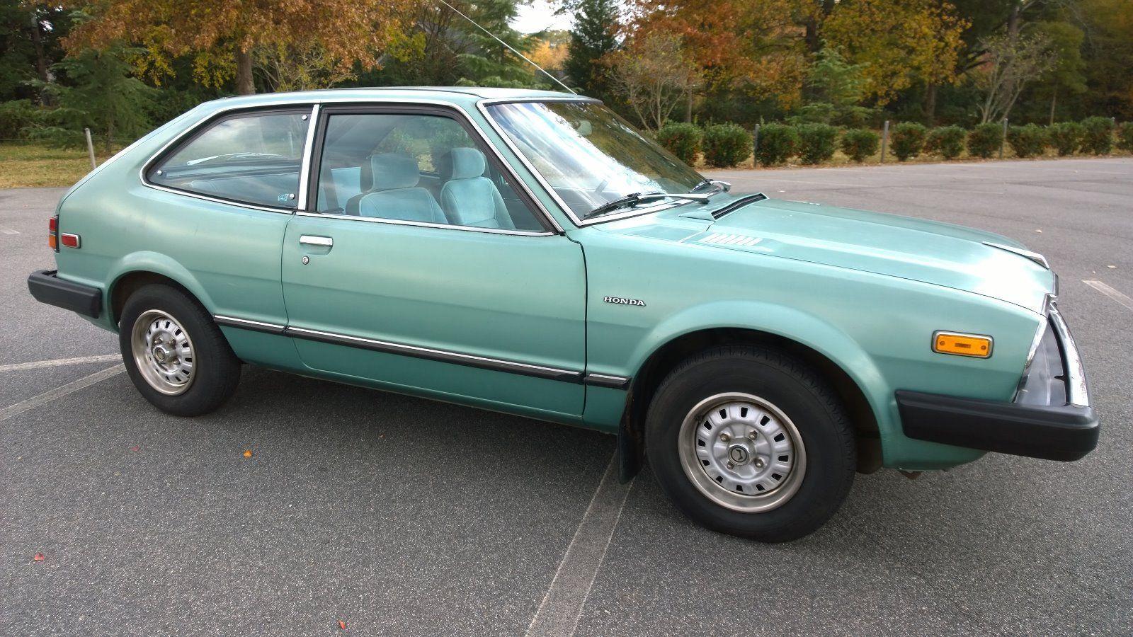 1981 honda accord hatchback