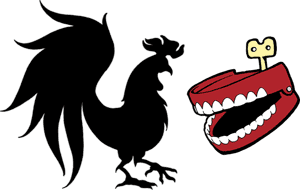 Roosterteeth Logo Png 300 190 Teeth Logo Rooster Teeth Hunter Tattoo