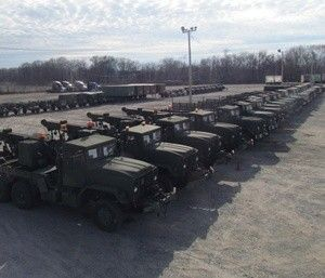 Military Surplus Auction >> Surplus Military Vehicles Up For Auction Newsworks