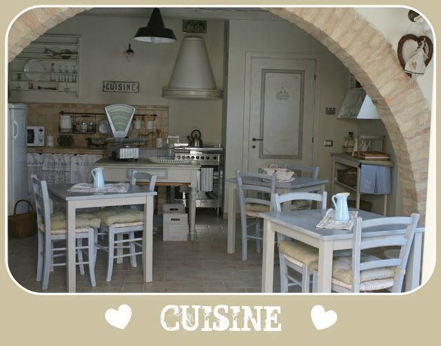 Il Nostro B Cucina Pinterest Cucina Country Chic And Shabby