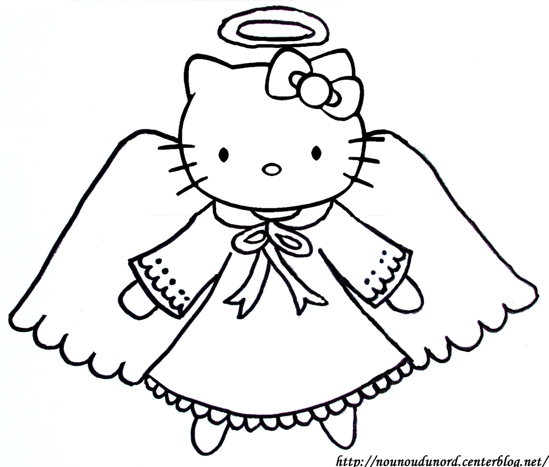 38 Jeux Hello Kitty Coloriage Hello Kitty Art Kitty Cat Photo
