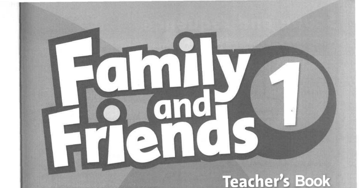 Teachers 1 grammar book friends