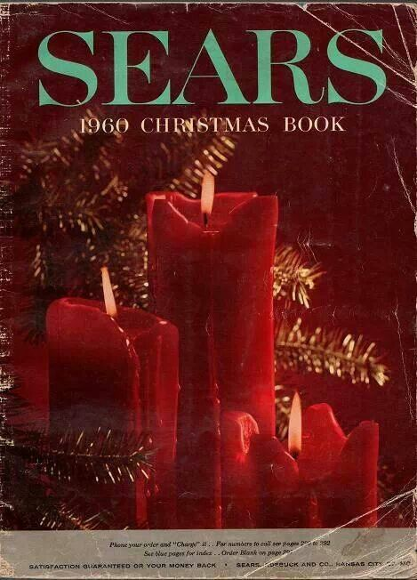 sears christmas book 1960use to love this catalog - Sears Christmas Catalog