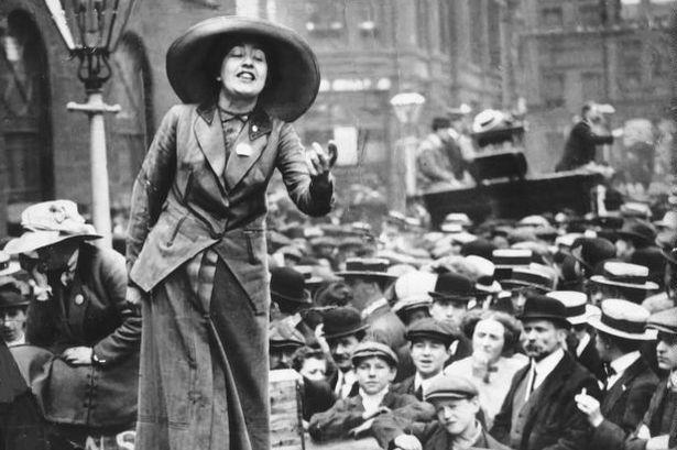 Artist: Sylvia Pankhurst was an artist and activist