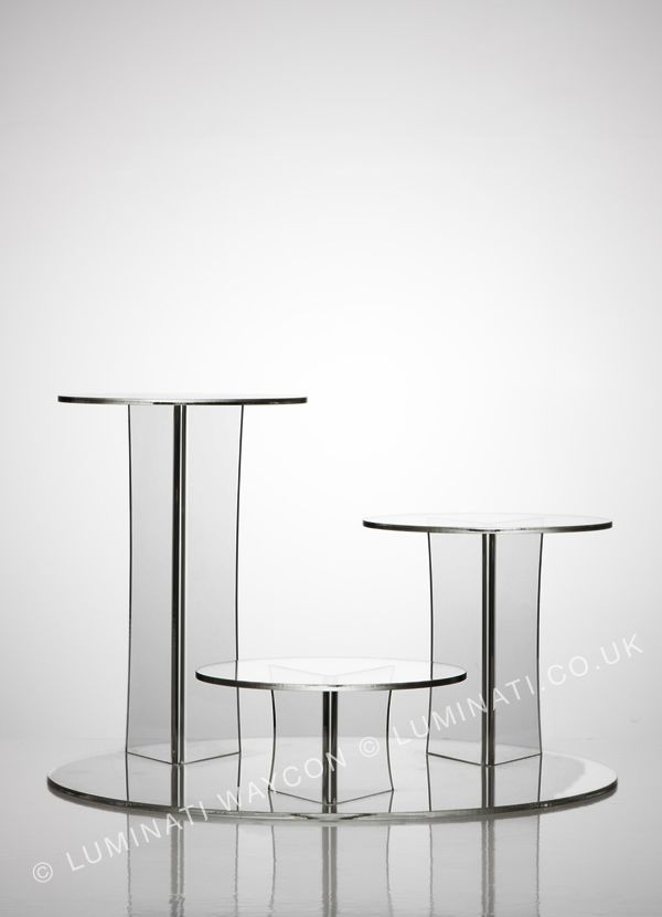 Clear Acrylic Cake Stand Beautiful Photograph Of The