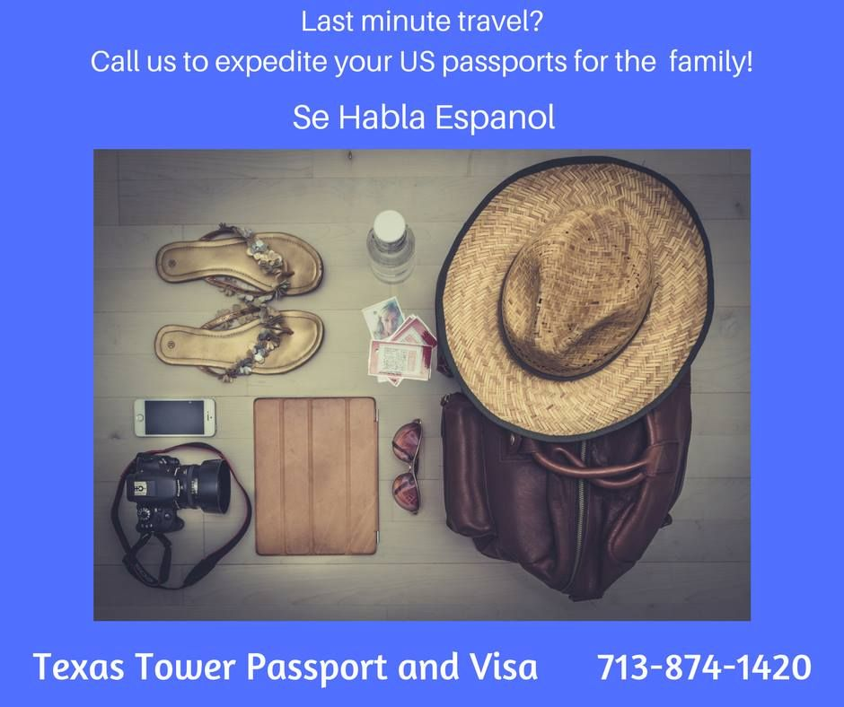 Good Morning Houston! travel HoustonPassportServices