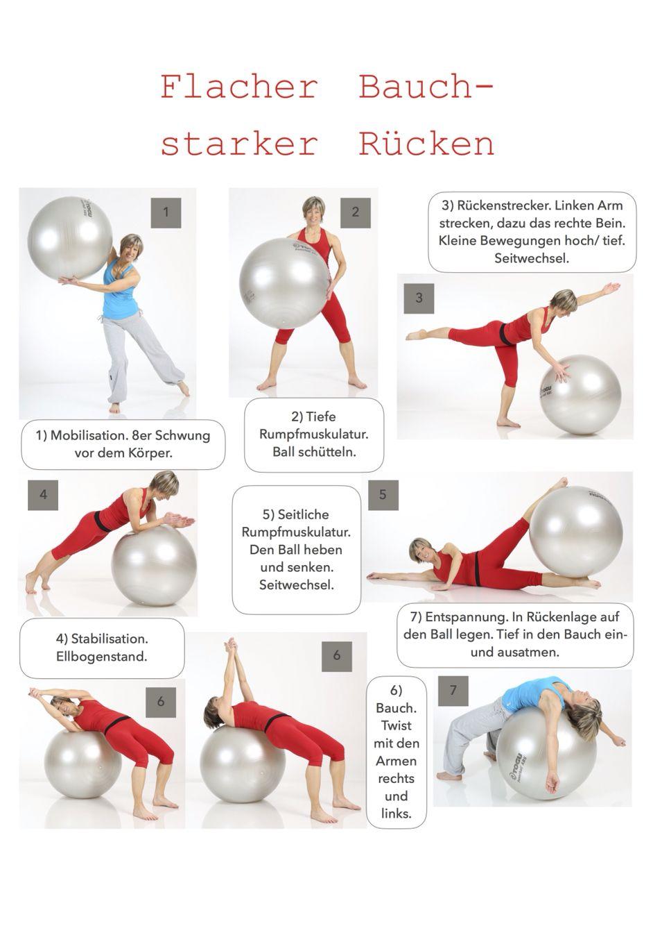 10 Minuten für einen flachen Bauch und einen starken Rücken! Mehr davon unter: http://www.brasil-workout.de/Website/Trainings_Charts.html