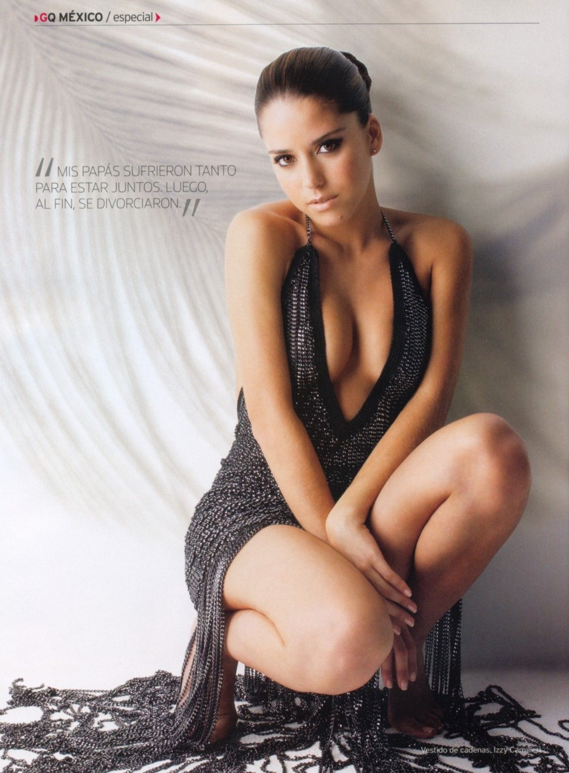 Ana Claudia Talancon Instagram pin on celeb and model
