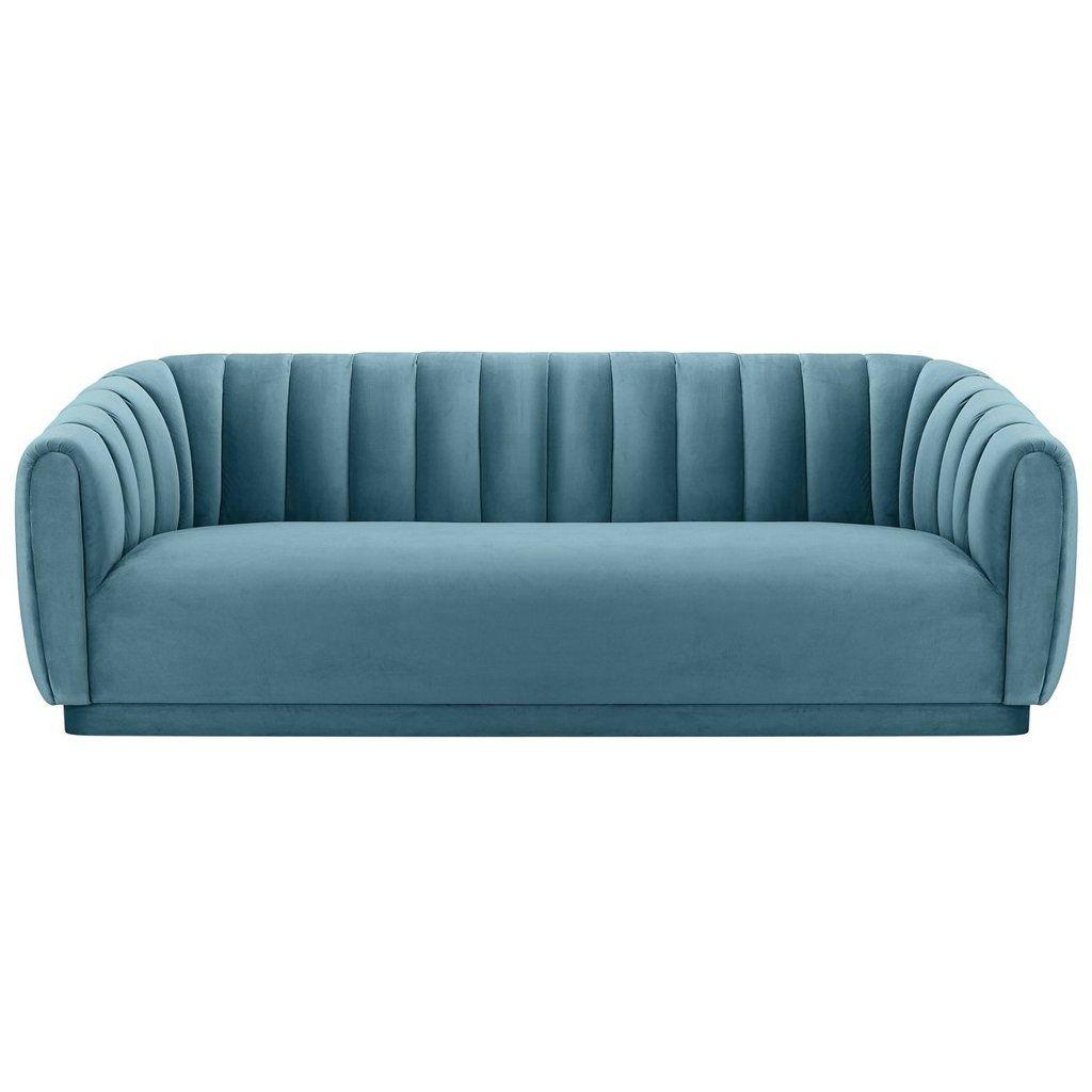 Tov Furniture Modern Arno Sea Blue