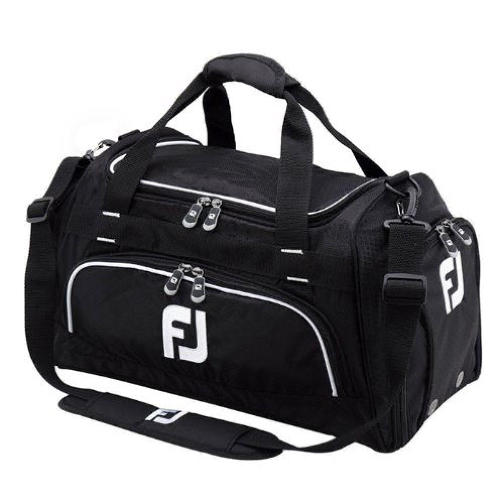 F S Footjoy Duffle Bag Fjdfl12 Black Shoes Pocket From An