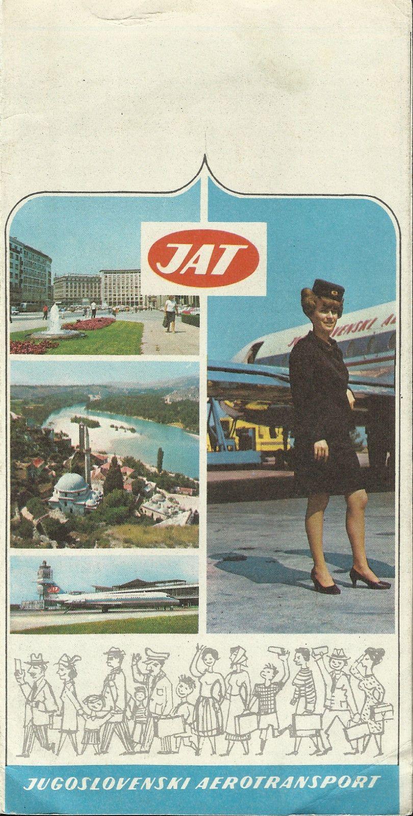 Brochure 1975 Luftfahrt Flug