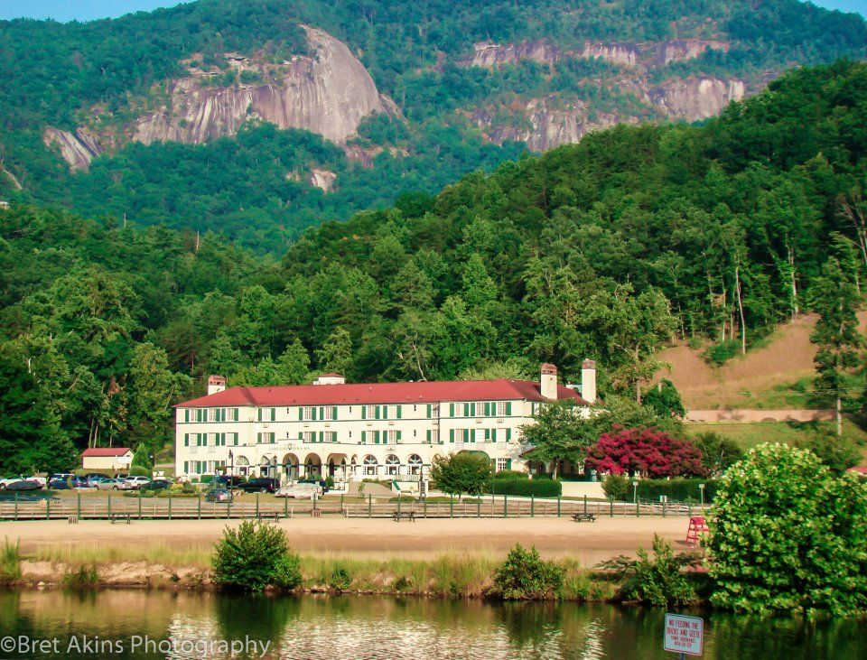 lake lure beach view of the inn spa where scenes from. Black Bedroom Furniture Sets. Home Design Ideas