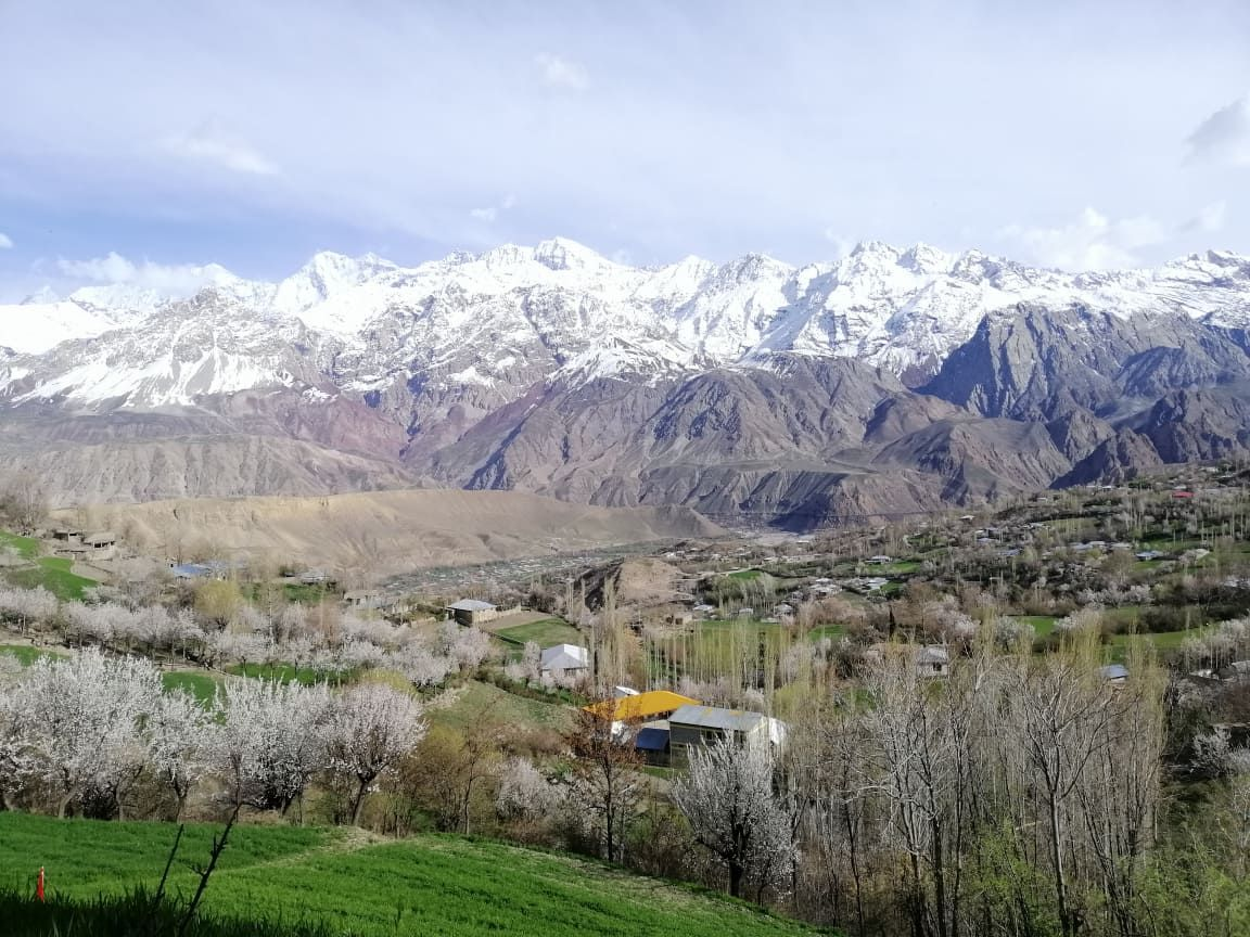 Spring in Chitral
