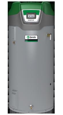 Vertex 100 Power Direct Vent 75 Gallon Gas Water Heater Gas Water Heater Water Heater Heater