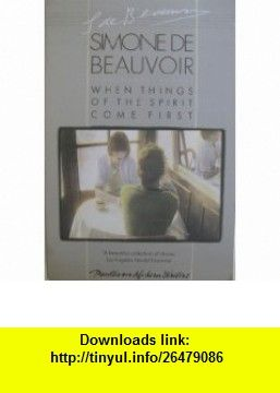 Simone De Beauvoir Ebook