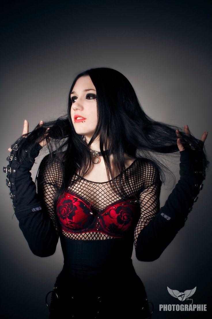 Insanity Doll   Fashion, Gothic Outfits, Goth Women-4275