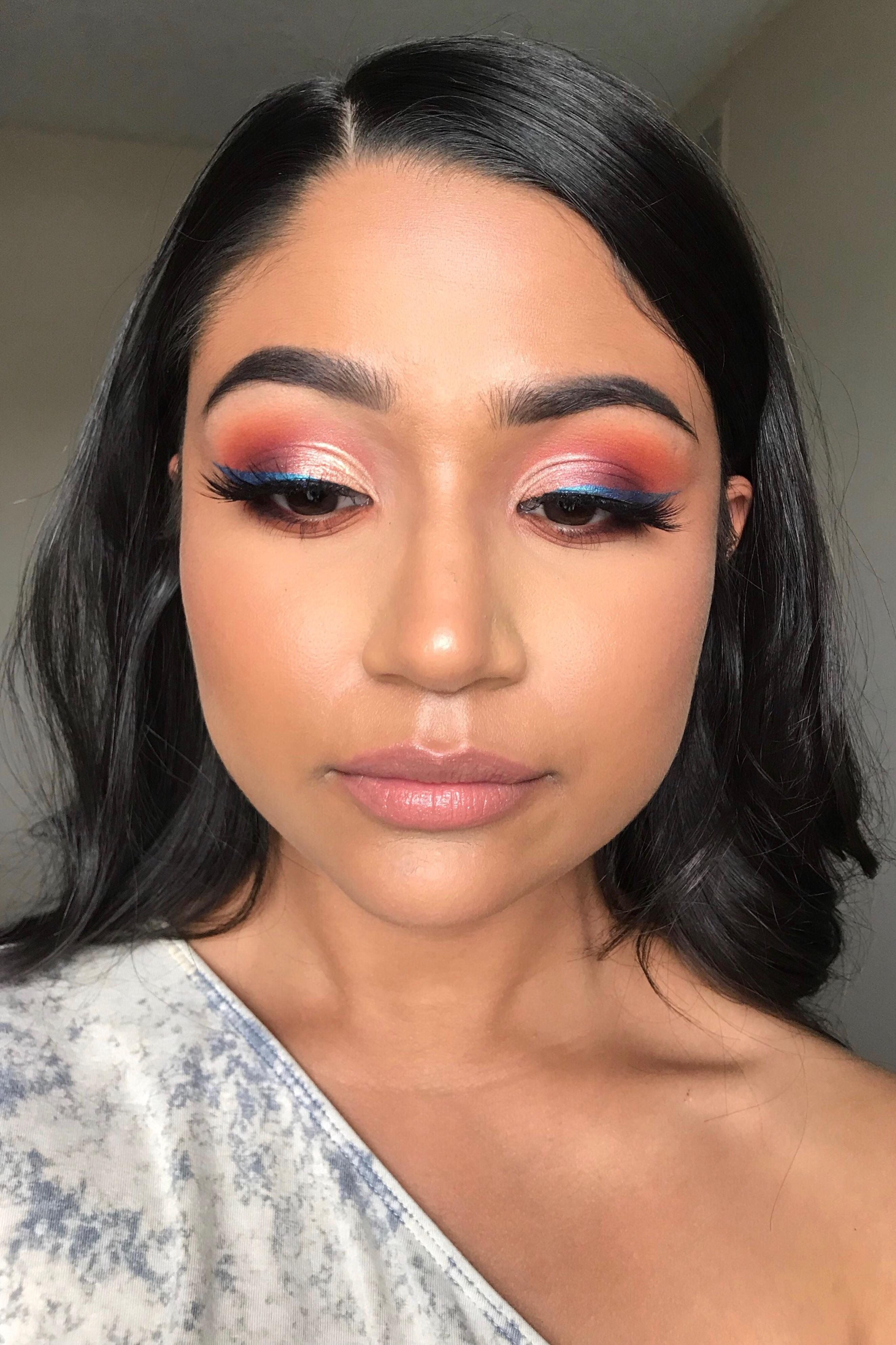 Simple & dewy for today MakeupAddiction Life hacks