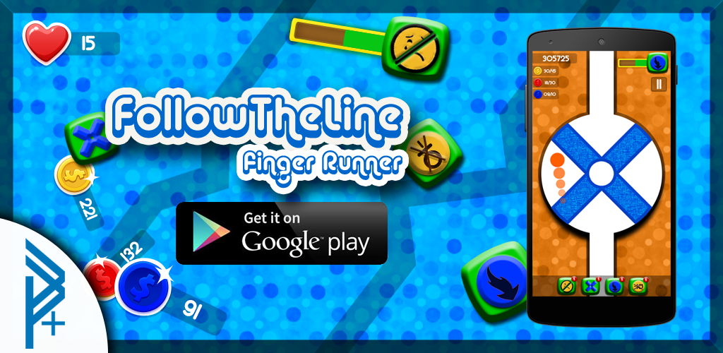 Pin on Follow The Line Android Game