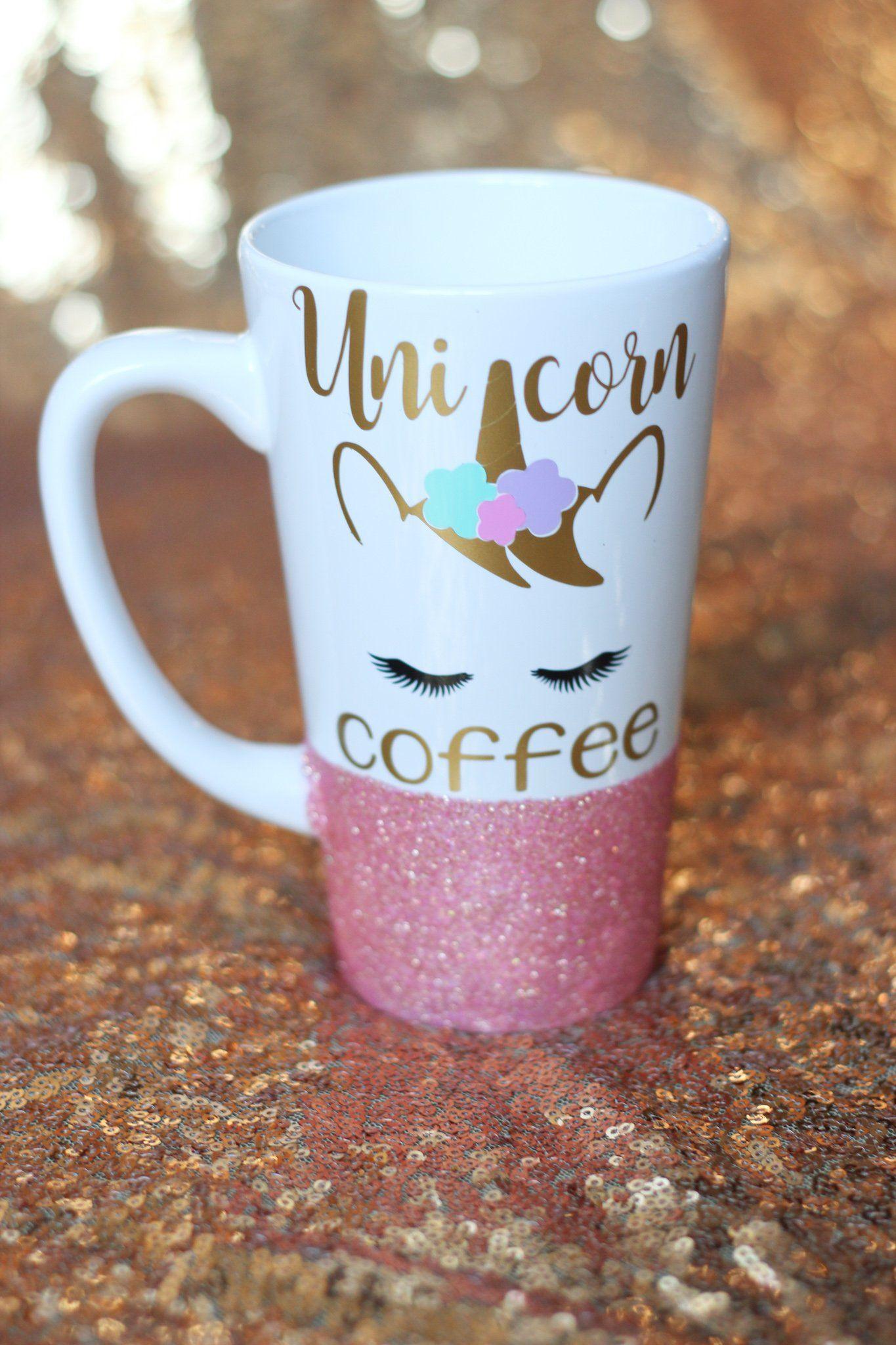 UNICORN COFFEE COFFEE MUG Unicorn coffee