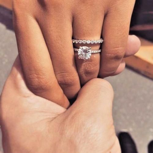 Photo of Diamond wedding band Milgrain bridal promise ring 14k rose gold Floral full eternity band diamond ring infinity wedding ring tsavorite ring – Fine Jewelry Ideas