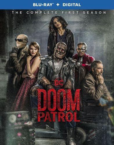 Doom Patrol: The Complete First Season [Blu-ray] #bluray