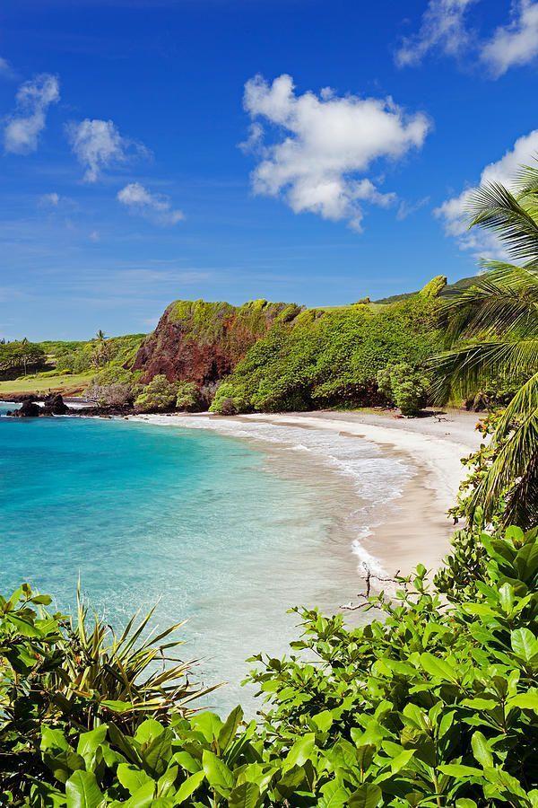Hamoa Beach In Maui Hawaii World S