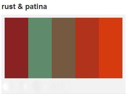 What Colors Compliment Burnt Orange