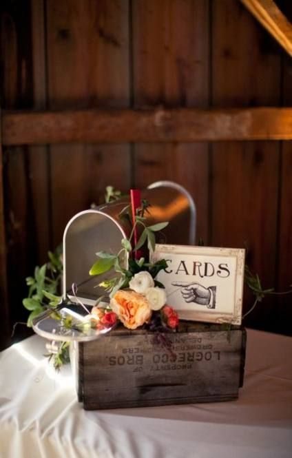 wedding guest book table rustic card holders 52 ideas