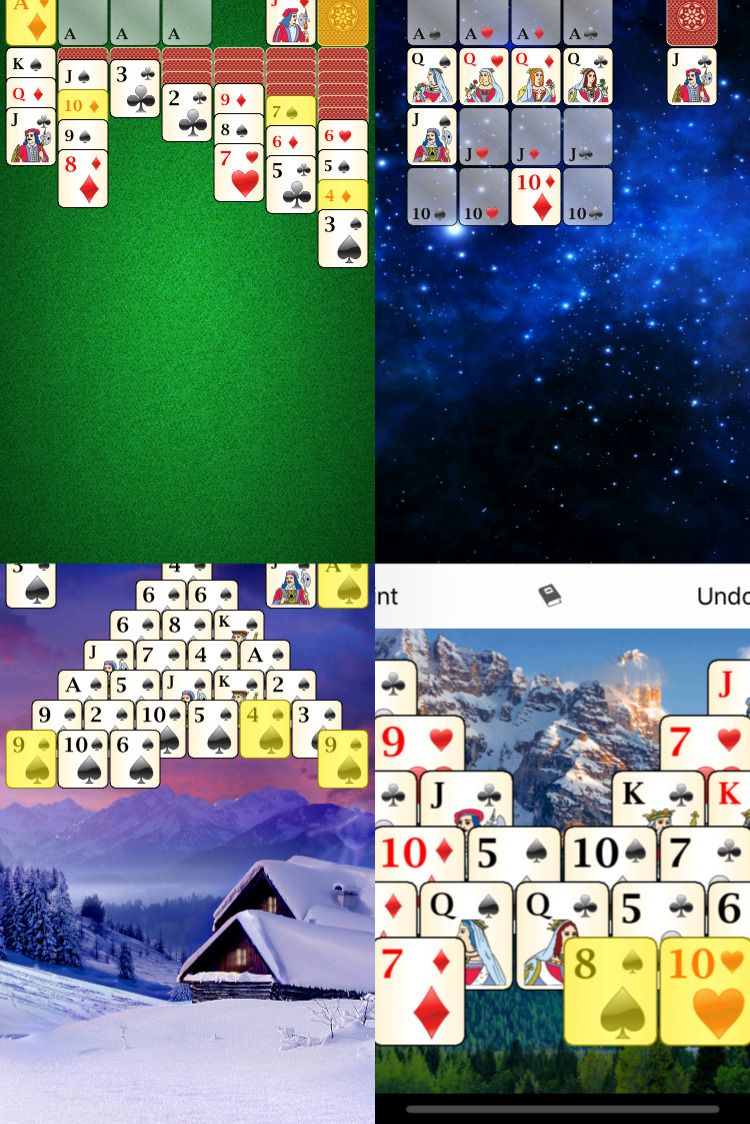 700 Solitaire Games Collection in 2020 Solitaire games