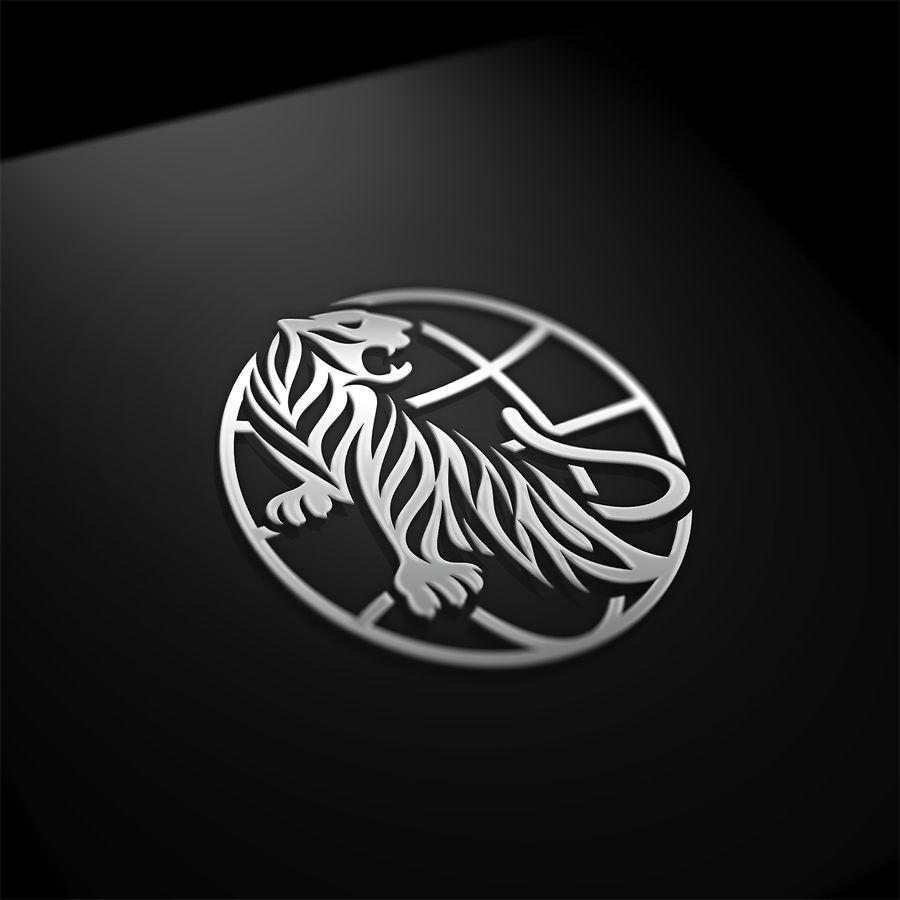 Dribbble - Tiger- Logo -detail.jpg By Jan Zabransky