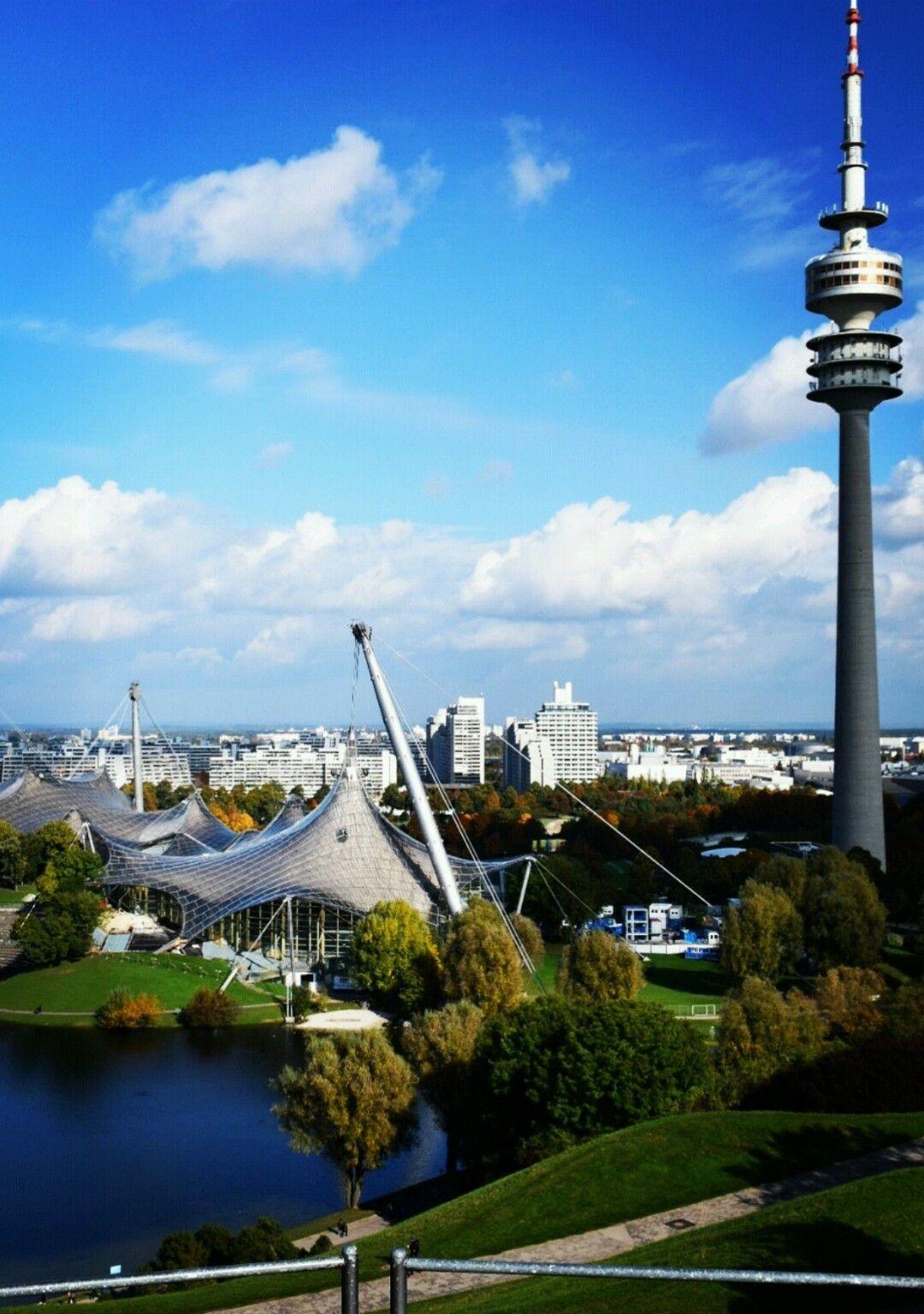 Olympiapark Munchen Munich Travel Munich Germany Germany